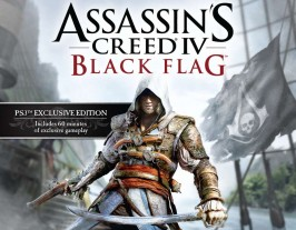 Assassin's Creed IV: Black Flag / Черный Флаг PS3