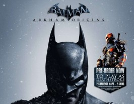 Batman: Arkham Origins PS3