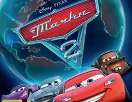 Cars 2: The Video Game / Тачки 2 PS3