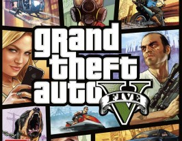 Grand Theft Auto V / GTA 5 PS3