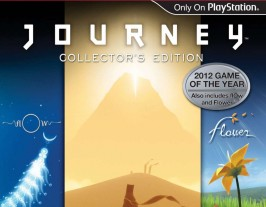 Journey / Путешествие Collector's Edition PS3