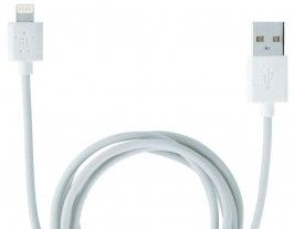 Кабель Belkin Lightning to USB