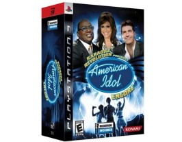 Karaoke Revolution Presents: American Idol Encore Budle PS3