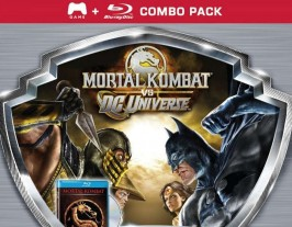 Mortal Kombat vs. DC Universe Combo Pack PS3