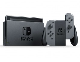 Nintendo Switch Gray Joy-Con