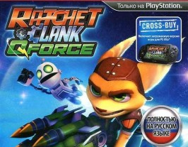 Ratchet & Clank: QForce PS3