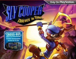 Sly Cooper: Thieves in Time / Прыжок во времени PS3