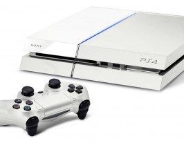Sony PlayStation 4 / PS4 500Gb Glacier White