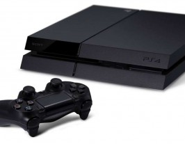Sony PlayStation 4 / PS4 500Gb Jet Black