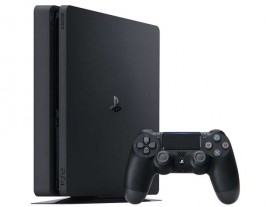 Sony PlayStation 4 / PS4 Slim 500Gb Black