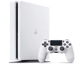 Sony PlayStation 4 / PS4 Slim 500Gb White