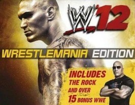 WWE '12 Wrestlemania Edition PS3